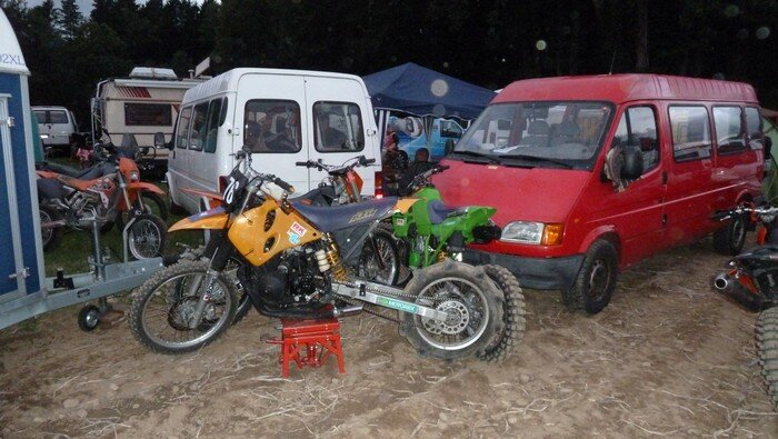 Offroad Drag Race